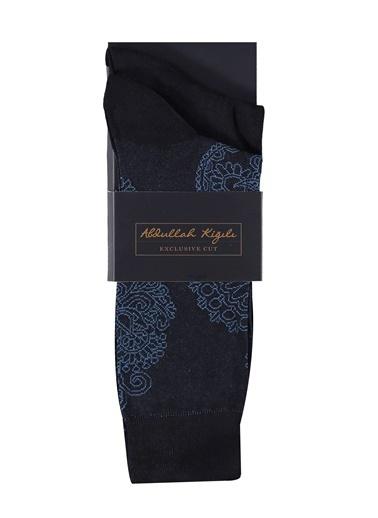 Kiğılı 2'li Çorap Lacivert